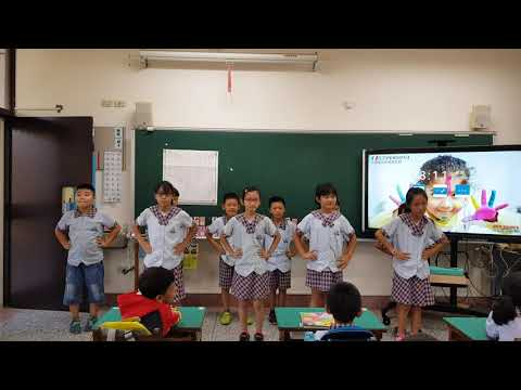 1081028三年級閩南語歌舞青春