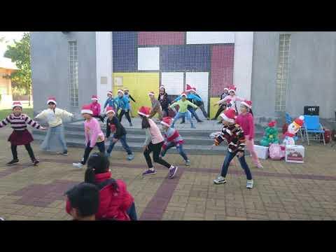 歡樂聖誕城  低年級表演