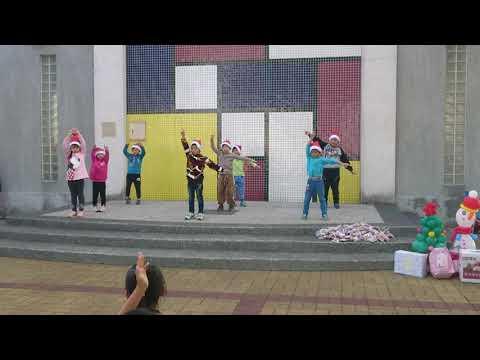 歡樂聖誕城  一年級表演